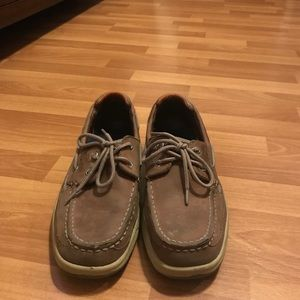 Sperry Shoes - Men's Brown Sperry's (Size: 8.5)